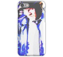 Harvey Gotham Paint Picture iPhone Case/Skin