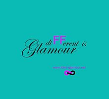 Different is Glamour - Blue Tiffany by italy-glamour