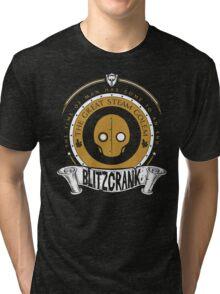Blitzcrank - The Great Steam Golem Tri-blend T-Shirt