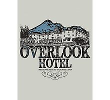 The OverLook Hotel Photographic Print