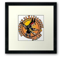 EVERYDAY IS HALLOWEEN FOR ME Framed Print