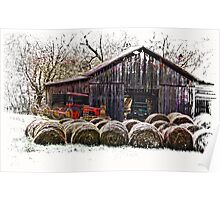 Country Living Poster