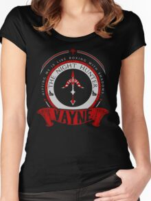 Vayne - The Night Hunter Women's Fitted Scoop T-Shirt