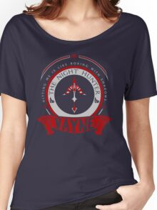 Vayne - The Night Hunter Women's Relaxed Fit T-Shirt