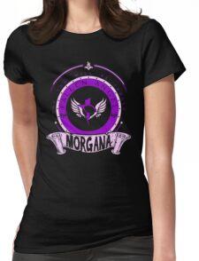 Morgana - Fallen Angel Womens Fitted T-Shirt