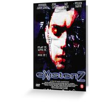 eXistenZ Greeting Card