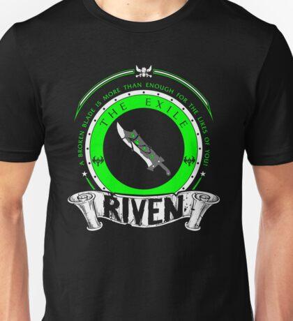 Riven - The Exile Unisex T-Shirt