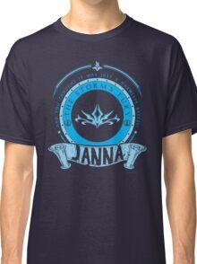 Janna - The Storm's Fury Classic T-Shirt