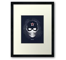 The Muzzled Captain Framed Print