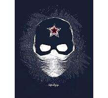 The Muzzled Captain Photographic Print