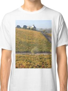 Vineyards in Sonoma County Classic T-Shirt