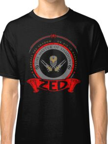 Zed - The Master of Shadows Classic T-Shirt