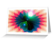 Olo 24 Greeting Card