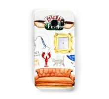 central perk friends tv show Samsung Galaxy Case/Skin