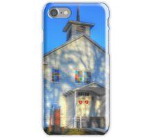 Union Church iPhone Case/Skin