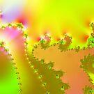 Yellow Satin by Dana Roper