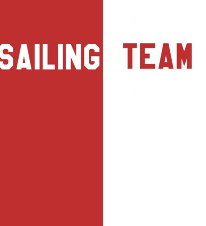 Lil Yachty Sailing Team Sticker