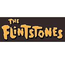 The Flintstones Photographic Print