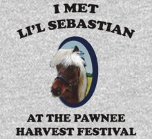 I Met Li'l Sebastian  by ChansFund