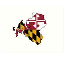 Talbot County, Maryland Art Print