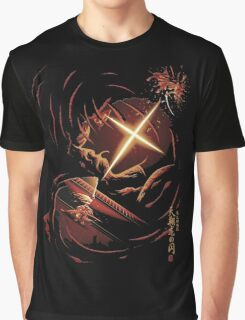 Rurouni Kenshin Graphic T-Shirt