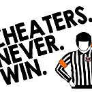 Cheaters Never Win by Section-328
