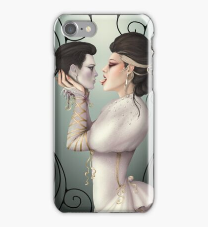 Bride of Death iPhone Case/Skin