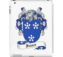 Fraser  iPad Case/Skin
