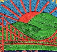 Marin County Sheriff Sticker