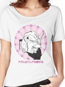 Gundam Buddha Women's Relaxed Fit T-Shirt