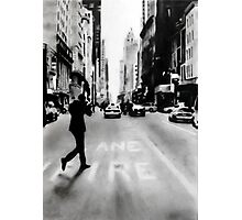 5th ave Photographic Print