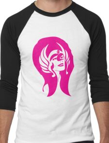 I am (also) She-Ra! Men's Baseball ¾ T-Shirt