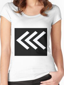 Arrows 31 Women's Fitted Scoop T-Shirt