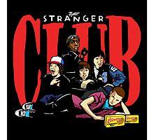 The Stranger Club Photographic Print