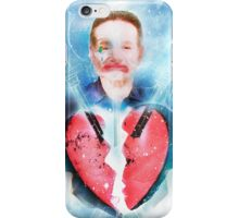 Robin williams - 3 of Swords iPhone Case/Skin