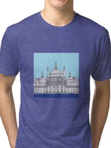 Pavilion Blues Tri-blend T-Shirt