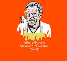 "Walter Bishop - ""What A Delicious Strawberry Flavoured Death"" Unisex T-Shirt"