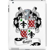 Gayre (Gair) iPad Case/Skin