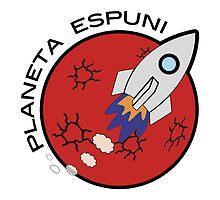 Planeta Espuni by Tatsel