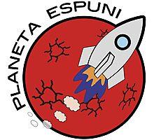 Planeta Espuni Photographic Print