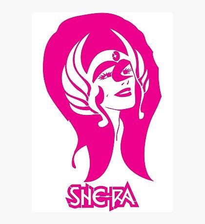 I am (also) She-Ra! Photographic Print