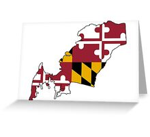 Queen Anne's County, Maryland Greeting Card