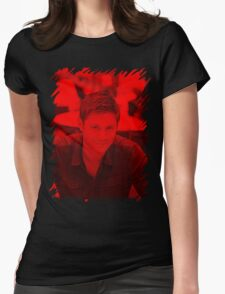 Jensen Ackles - Celebrity Womens Fitted T-Shirt