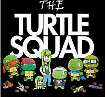The Turtle Squad Photographic Print
