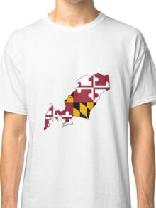 Queen Anne's County, Maryland Classic T-Shirt