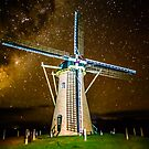 COSMIC WINDMILL by Scott  d'Almeida