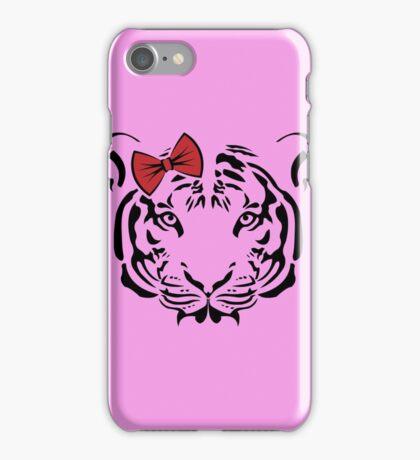 Cute tiger iPhone Case/Skin