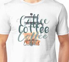 Coffee Coffee Coffee (Gilmore Girls) Unisex T-Shirt