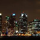 Downtown San Diego by L.D. Franklin