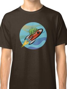 Space Tardigrade: Intrepid Explorer Classic T-Shirt